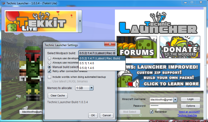 Upgrading Your Tekkit Lite Server to 0 5 2 | The MindCrafters